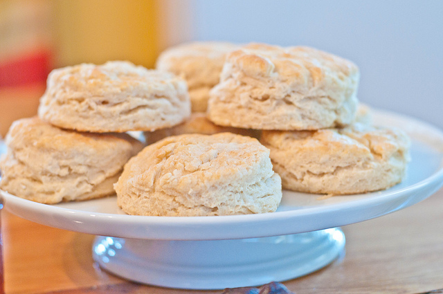 Southern Buttermilk Biscuits | addapinch.com