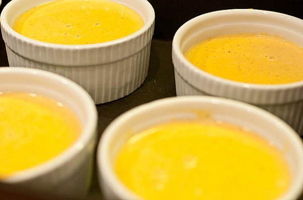 Pumpkin Creme Brulee | ©addapinch.com