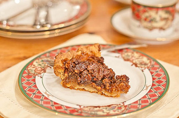 Southern Pecan Pie - Cooking | Add a Pinch | Robyn Stone