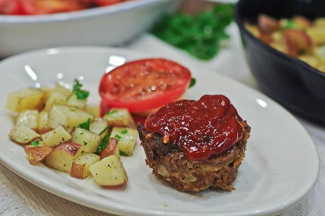 Weeknight Meatloaf Muffins Recipe Add A Pinch