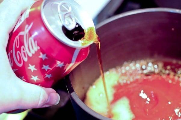 Mama's Coca Cola BBQ Sauce Recipe   Add a Pinch