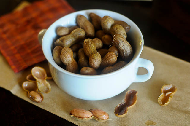 Boiled Peanuts | ©addapinch.com