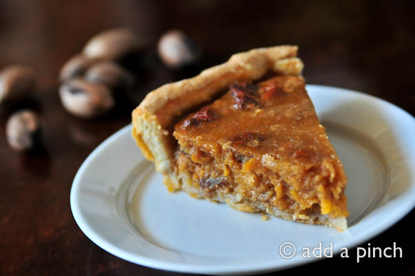 Sweet Potato Pecan Pie Recipe Add A Pinch Robyn Stone