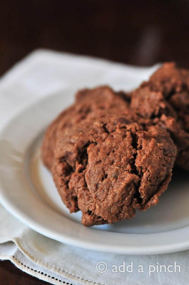 Mocha Chocolate Chip Cookies Recipe 2
