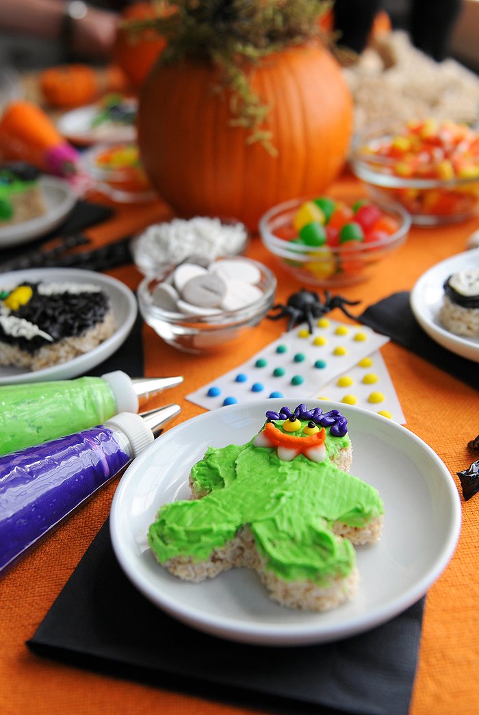 make your own monster halloween party add a pinch