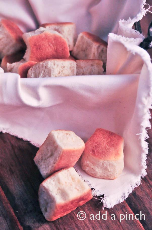Hot Ham, Cheese and Spinach Sammies Recipe - Add a Pinch