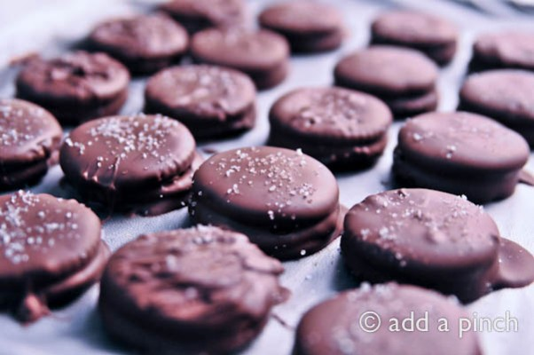 Chocolate Covered Peanut Butter Snack Recipe 7