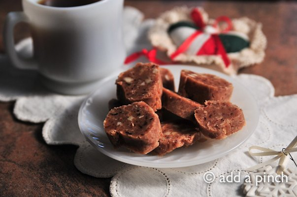 Date Nut Roll Recipe