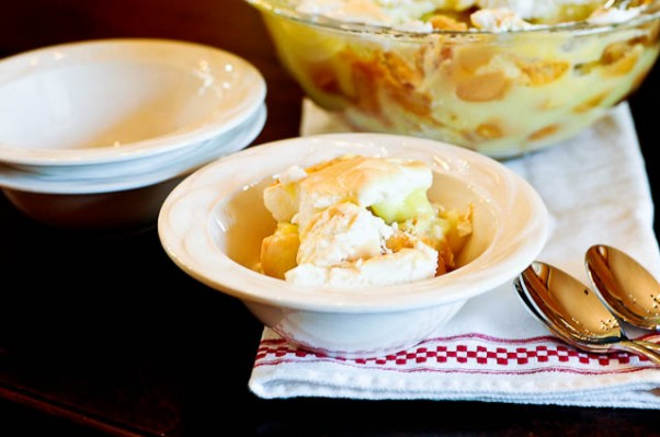 Southern Banana Pudding Recipe 1