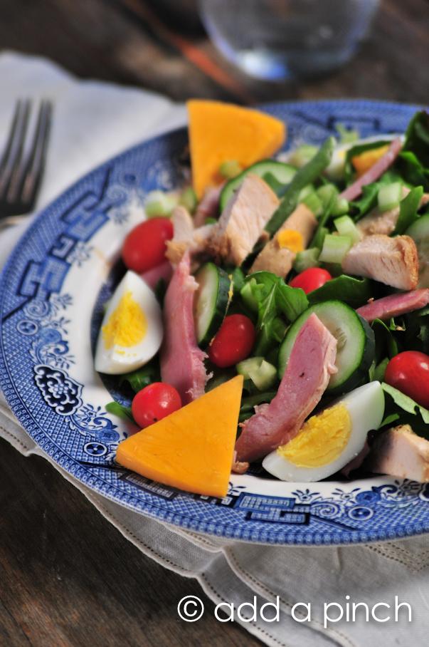 Chef Salad Recipe | Add a Pinch