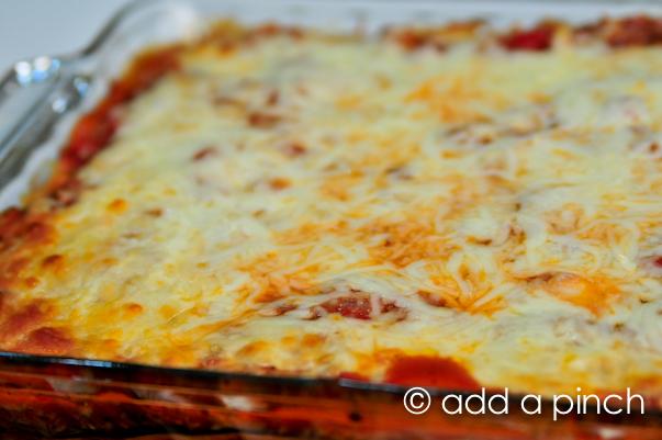 Easy Eggplant Lasagna Recipe Add A Pinch