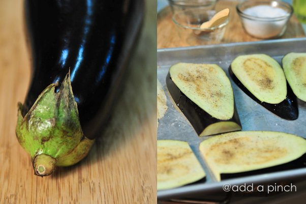 What can you cook from aubergines