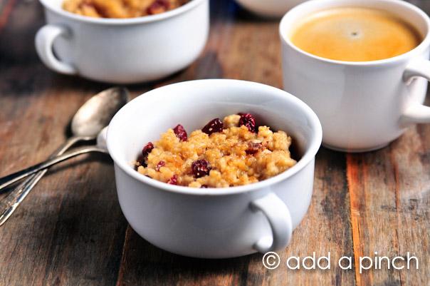 Bruleed Cherry Oatmeal Recipe 4