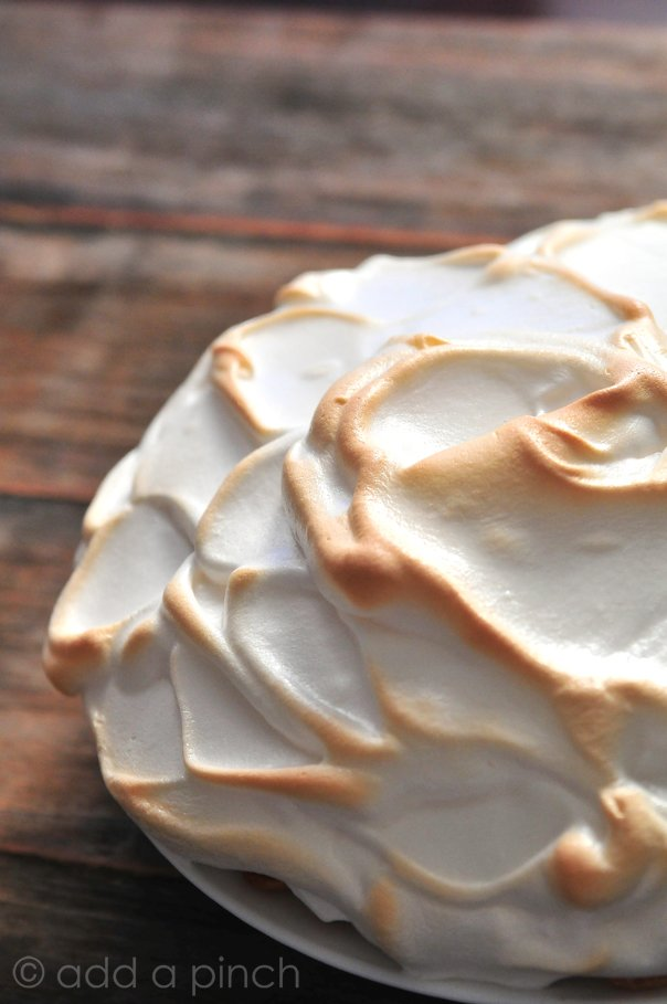 Meringue Recipe | Add a Pinch