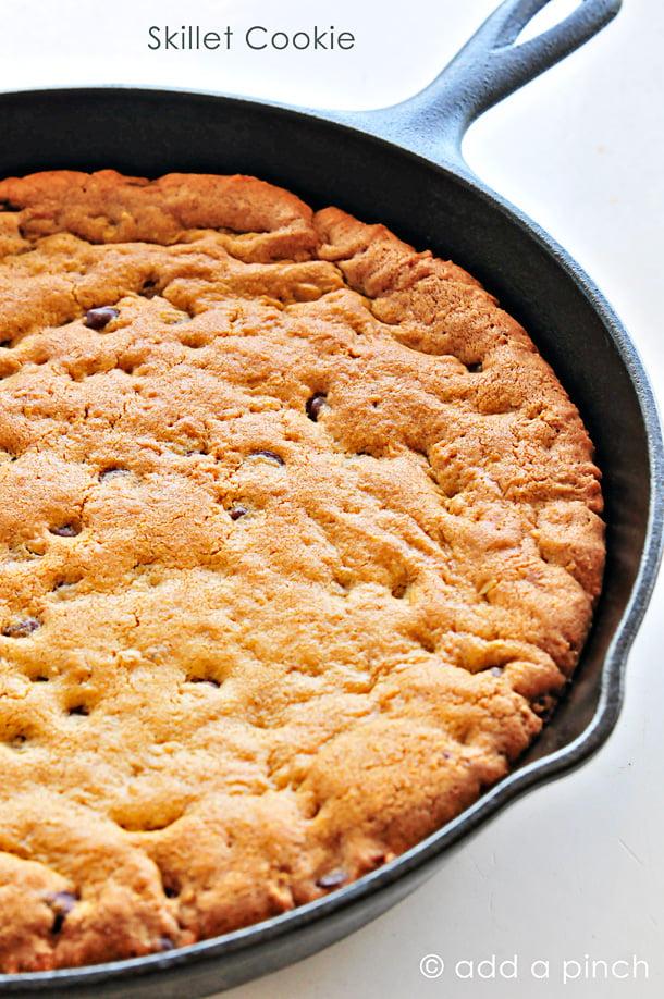 Skillet Cookie