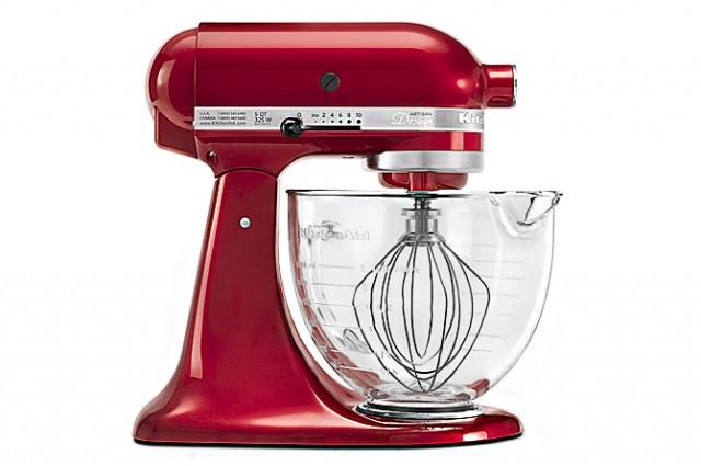 Kitchenaid Stand Mixer   ©addapinch.com