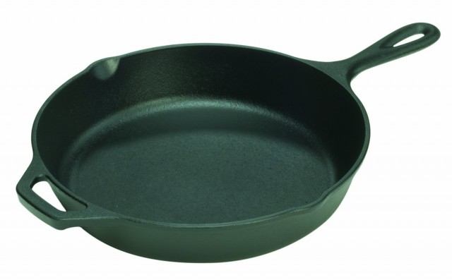 Lodge Cast Iron Skillet at addapinch.com