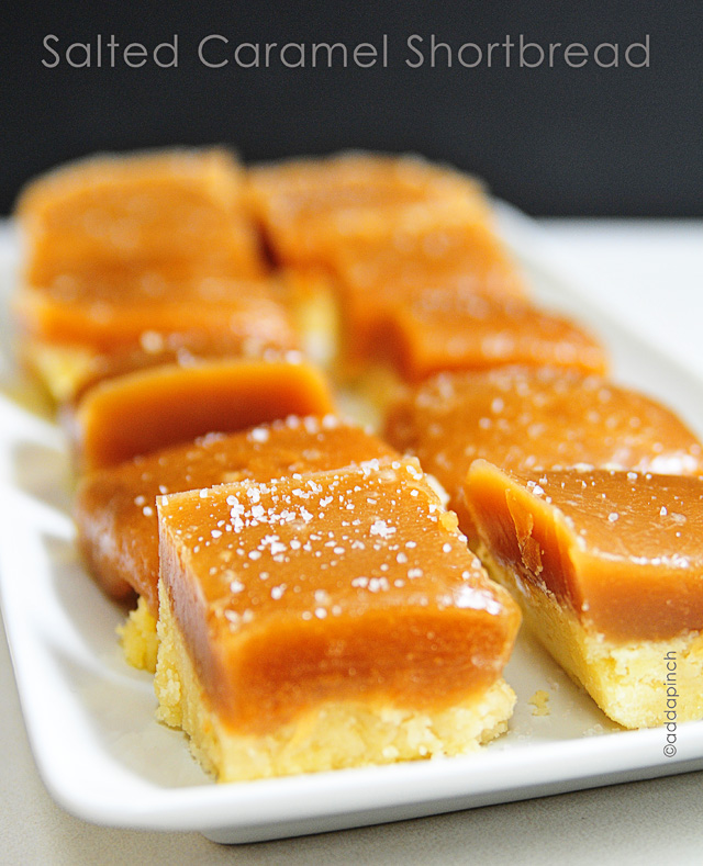 Salted Caramel Bars - Cooking | Add a