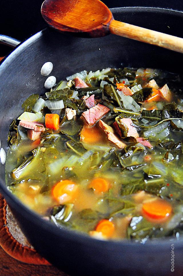 Mustard and turnip salad recipes