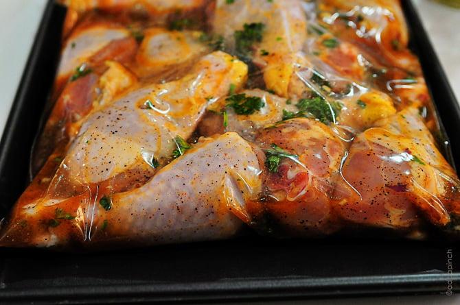 Beer marinated chicken breast recipe