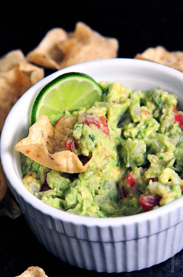 Guacamole Recipe | Add a Pinch