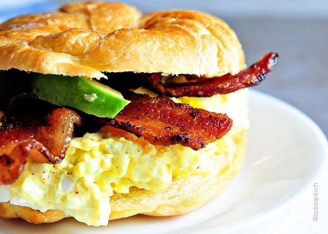 Egg Salad Sandwich | addapinch.com