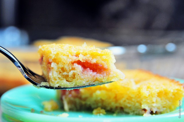 Strawberry Cake Recipe | addapinch.com