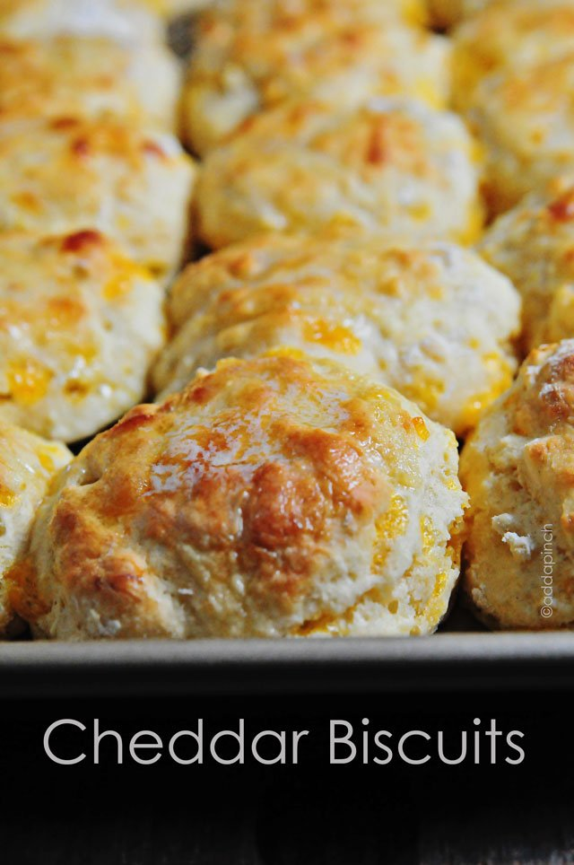 Cheddar Biscuits Recipe - Cooking | Add a Pinch | Robyn Stone
