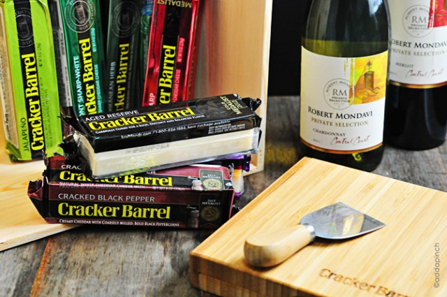 Cracker Barrel Cheese   addapinch.com