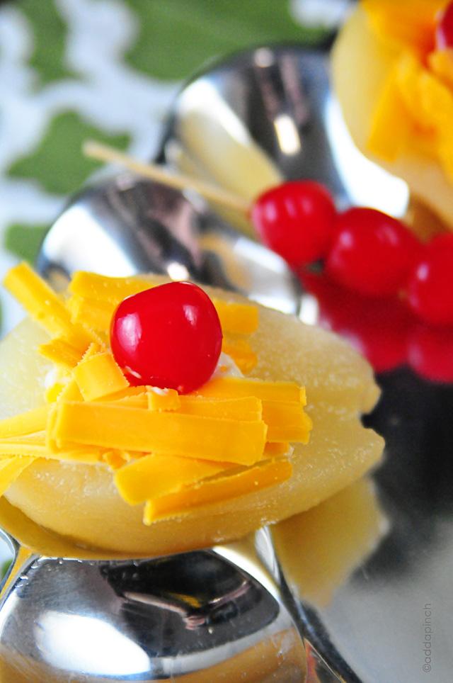 Pear Salad Recipe | addapinch.com
