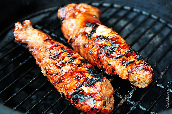 Marinated pork loin recipes for the grilled