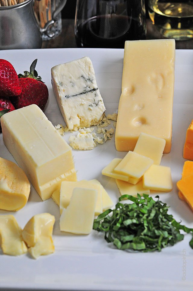 How to Host a Cheese Judging Party | ©addapinch.com