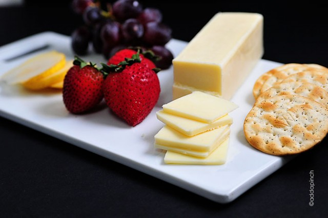 Cheese Pairings | ©addapinch.com