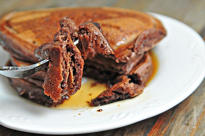 chocolate pancakes recipe - photo #24
