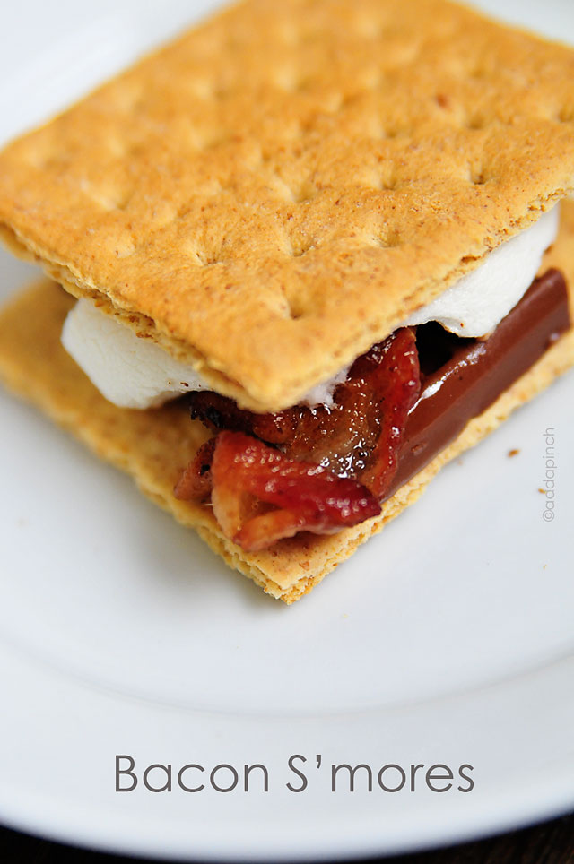 Bacon S'mores | ©addapinch.com