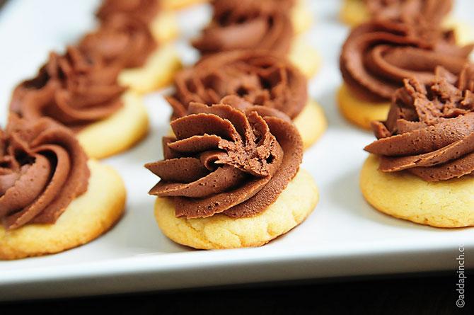 Buttercream cookie recipe