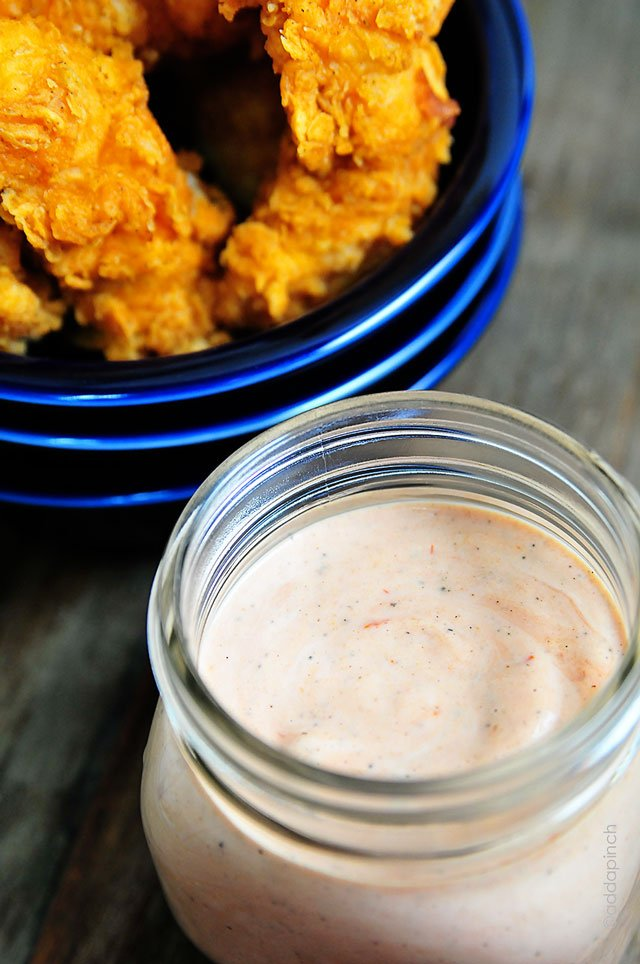 Comeback Sauce Recipe | ©addapinch.com
