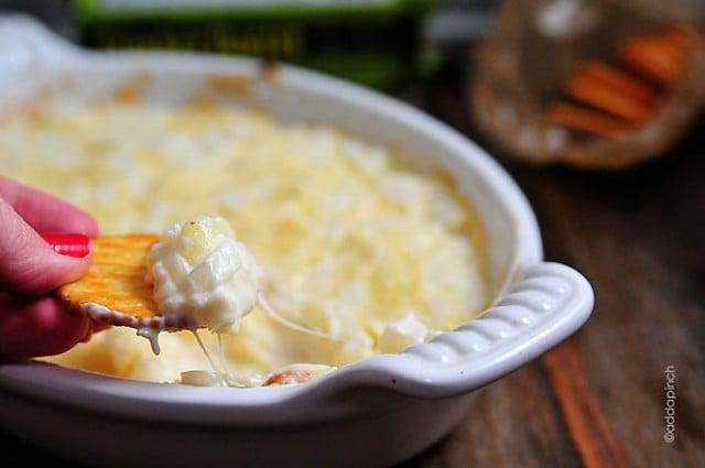 Vidalia Onion Dip | ©addapinch.com