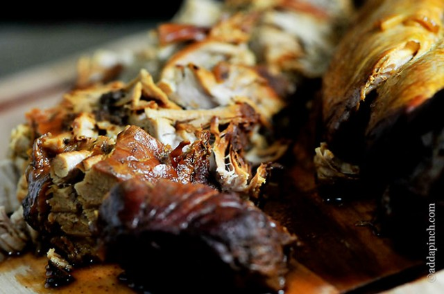 Balsamic Pork Tenderloin Recipe Addapinch