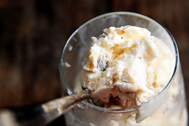 Smores Ice Cream Recipe | ©addapinch.com