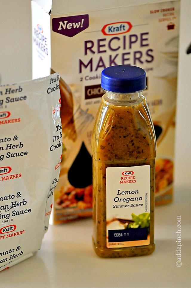 Chicken Cacciatore Recipe | ©addapinch.com