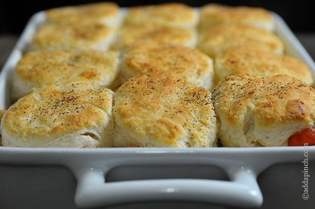 Chicken Pot Pie | ©addapinch.com