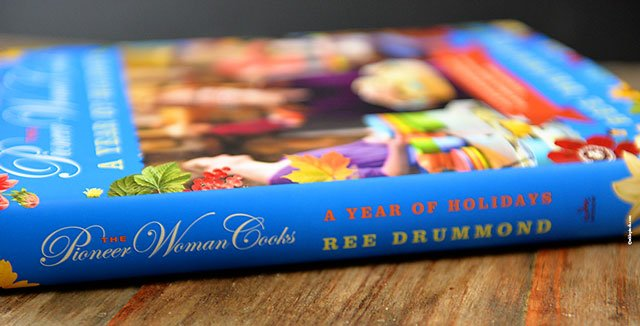 The Pioneer Woman A Year of Holidays Cookbook | ©addapinch.com
