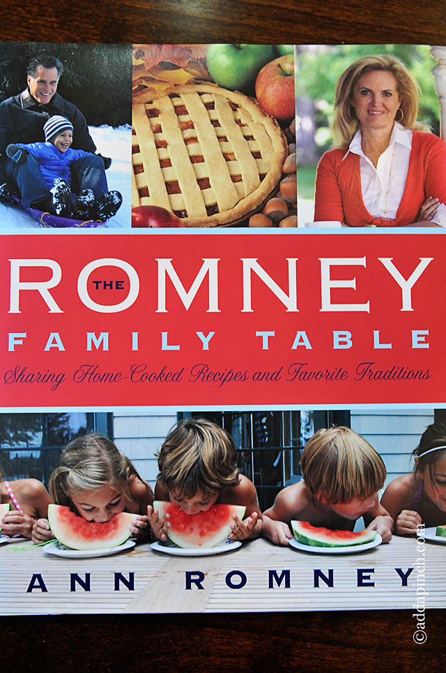Romney Family Table | ©addapinch.com