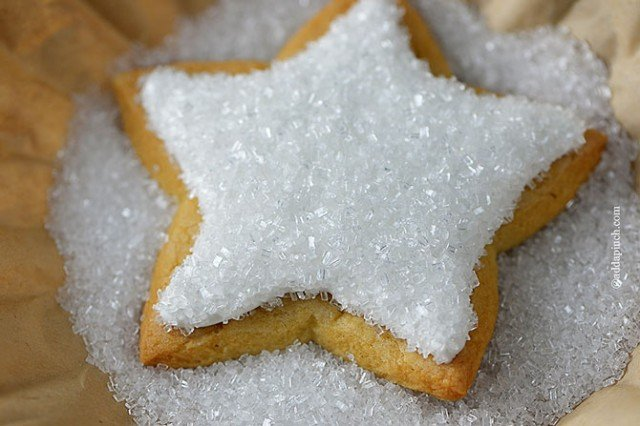 Sugar Cookie Recipe | ©addapinch.com