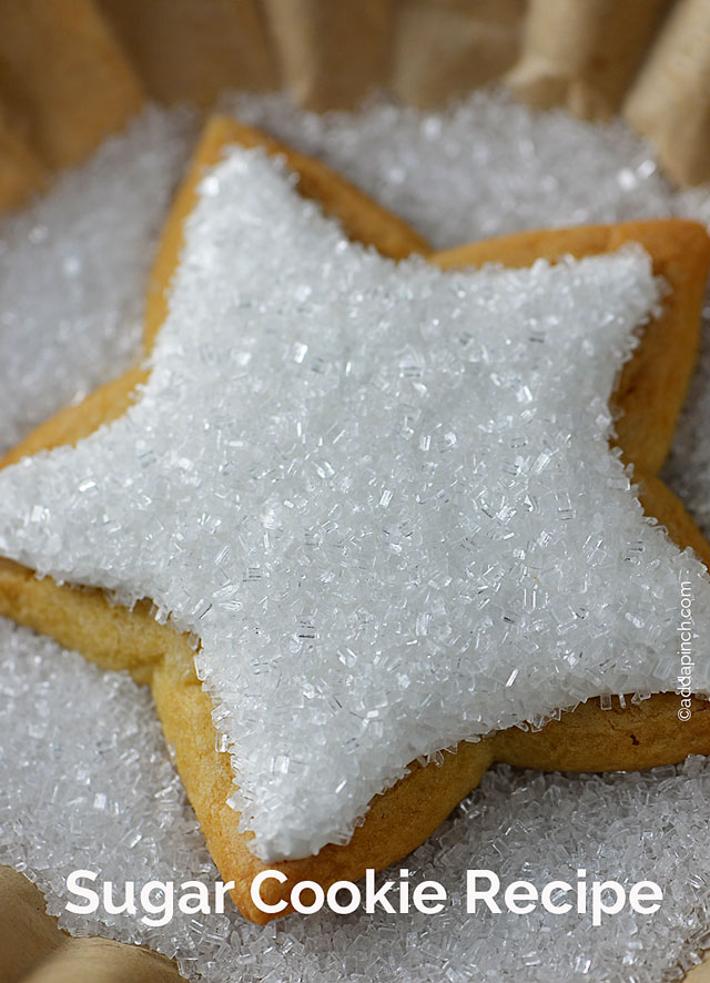 Iced christmas cookies recipe