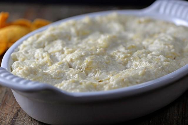 Crab Dip Recipe | ©addapinch.com
