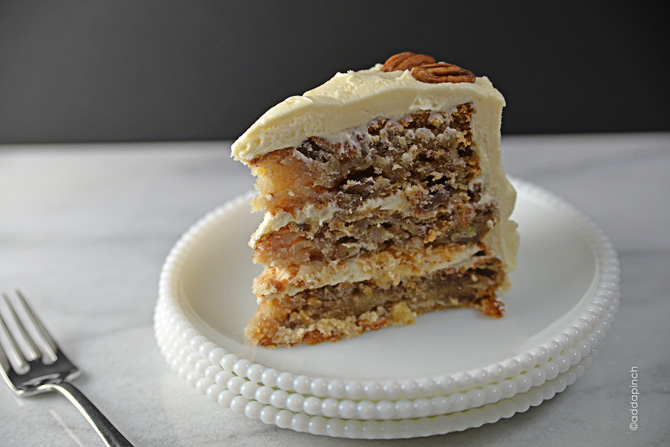 Where Is Hummingbird Cake From