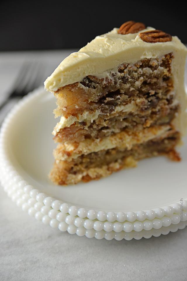 Hummingbird Cake Recipe - Add a Pinch