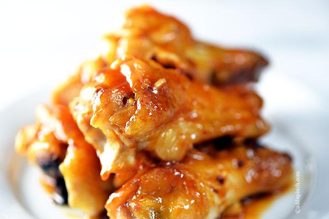 Maple Glazed Chicken Wings Recipe Caddapinch Com